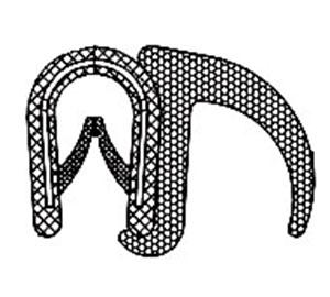 kantprofiel rubber